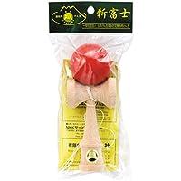 Concorso certificazione Kendama rosso Shinfuji Giappone Kendama Association (japan import)