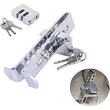 Pedal Lock, bloqueo automático del embrague de acero inoxidable de bloqueo de frenos de coche