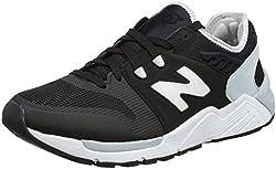 New Balance Herren 009 Sneakers, Schwarz, 45 EU