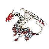 LSQR DIY 3D in Legno Volante Drago Modello Craft Modello Artigianale Puzzle, Tridimensionale Giocattoli di Simulazione Jigsaw, Bambini Compleanno Regalo di Festa