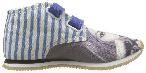 Eleven Paris Littlerun Kate, Unisex - Kinder Sneaker Blau - Bleu (Blue)