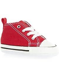 Converse First Star Hi Red 88875 Crib Size 2