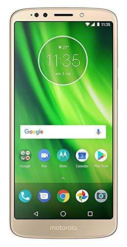 Motorola Moto G6 Play (Gold, 32GB)