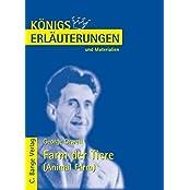 Königs Erläuterungen und Materialien, Bd.109, Farm der Tiere