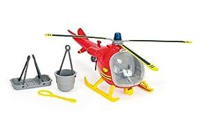 Smoby-7/109251661002N-Bombero Sam-Océano helicóptero