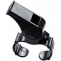 Handheld Netball Whistle - Black