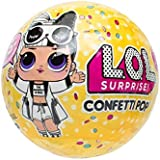 L.O.L. Surprise! Confetti Pop con Mini Doll a Sorpresa, 9 Livelli, Modelli Assortiti