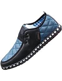 Gaorui-Comercio Zapatos de hombre zapatos casuales para primavera y otoño