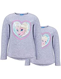 Disney El Reino del Hielo Camiseta Mangas largas para Chicas