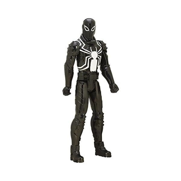Spiderman - Figura Titan, Multicolor (Hasbro B5754EU4) 5
