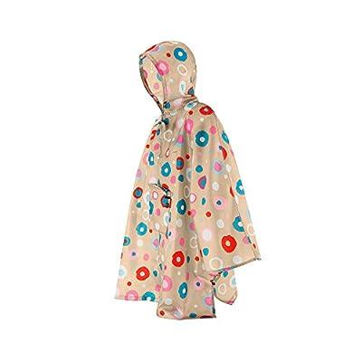 reisenthel mini maxi poncho funky dots 1 Regenponcho Regencape mit Druckknöpfen von REISENTHEL ACCESSOIRES - Outdoor Shop