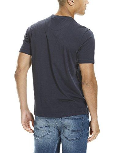 Bench Herren T-Shirt Graphic Tee Blau (Dark Navy Blue NY031)