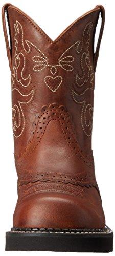 Ariat  Fatbaby, Bottes et bottines cowboy femme Russet Rebel