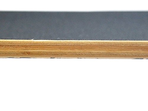 MAXOfit® Deluxe Longboard GeoLines Bamboo No.33, Drop Down, 104 cm, 9 Schichten, ABEC11 -