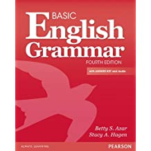 Basic English Grammar with Audio CD, with Answer Key