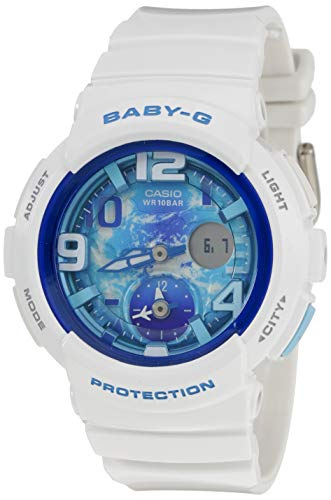 Casio BGA-190GL-7BDR (BX058)  Analog-Digital Watch For Unisex