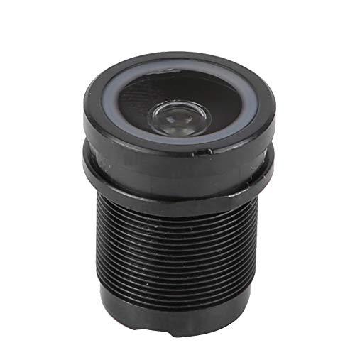 Standard-M12-Gewindeschnittstellen-Kameraobjektiv, 1080P, 6 mm, 0,001 Lux. Tag, Nacht, farbiges Sternenlichtobjektiv für CCTV-Überwachungskameras