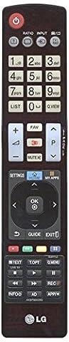 LG AN-CR400 Fernbedienung (Drucktasten, IR Wireless, Schwarz, TV, LG)
