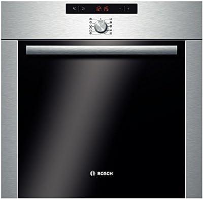 Bosch HBA74B250E, 60 L, 3580 W, Eléctrico, LED, 3580 W, 220-240 V