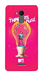 MTV Gone Case Mobile Cover for Coolpad Note 5