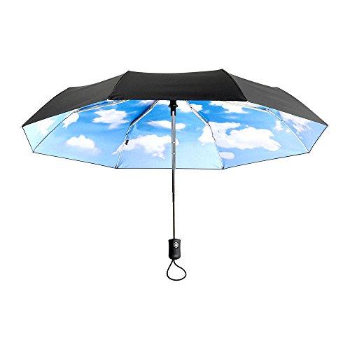 Klein Auch wenn's regnet: immer blauer Himmel!