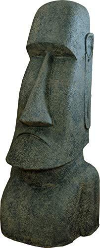 Moai Figur Garten...