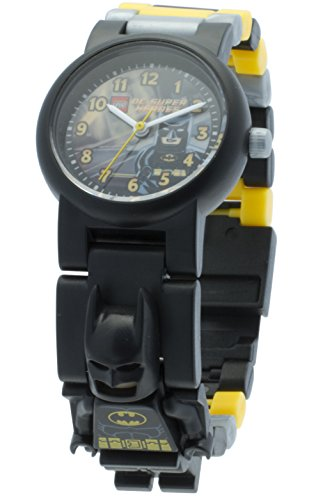 lego-dc-universe-super-heroes-batman-minifigure-link-childrens-quartz-watch-with-multicolour-dial-an