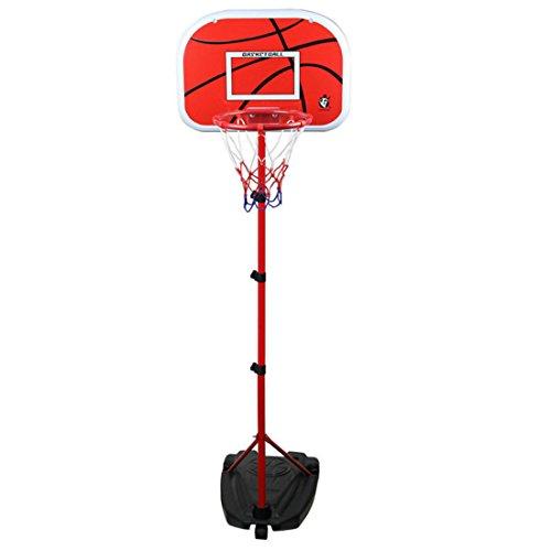 MRKE 105-200CM Kinder Basketballkorb Basketballständer Verstellbar Basketball Korb Spiel Set für Kinder