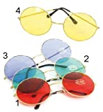 Hippie Brille Hippiebrille sortierte Modelle