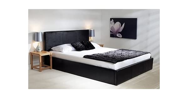 1bc3b6cf8c9d Madrid Ottoman 4 Small Double Bed: Amazon.co.uk: Kitchen & Home