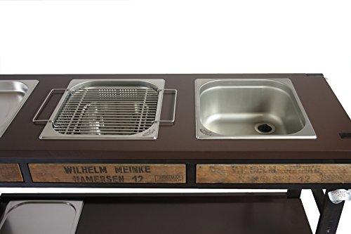 Outdoorküche Mit Spüle Gebraucht : Outdoorküche außenküche gartenküche sommerküche partyküche mit