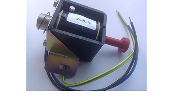 PX6 RX6 Xpelair Solenoid Assembly 40503SK for GX6 40613AA WX6
