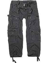 Brandit Pure Vintage Trouser, Pantalon Homme Pantalon De Combat