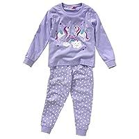Cozy n Dozy Girls Unicorn Rainbows Stars Pyjamas Set