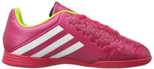 adidas Predito LZ IN J-580, Chaussures de course homme Rose - Vivid Berry/Running White FTW/Solar Slime