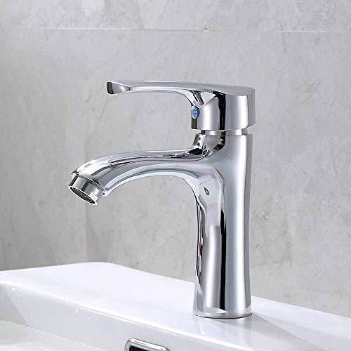 LLYY® Wasserhahn, Waschtischarmatur Badarmaturen Küchen Edelstahl Waschtischmischer Wasserhahn Spültischarmatur küchenarmatur/Keramikspule