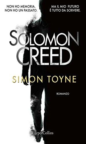 Solomon Creed (versione italiana) di [Toyne, Simon]