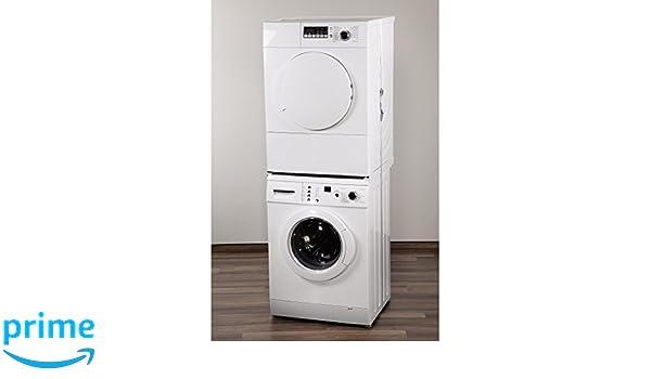 Xavax zwischenbaurahmen offene front für waschmaschine und