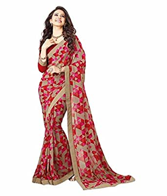 Sarees (Women's Clothing Saree For Women Latest Design Wear New Collection in Latest With Blouse Free Size Saree For Women Party Wear Offer Sarees With Blouse Piece)