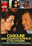 TELE 7 JOURS [No 1586] du 20/10/1990 - CAROLINE DE MONACO.