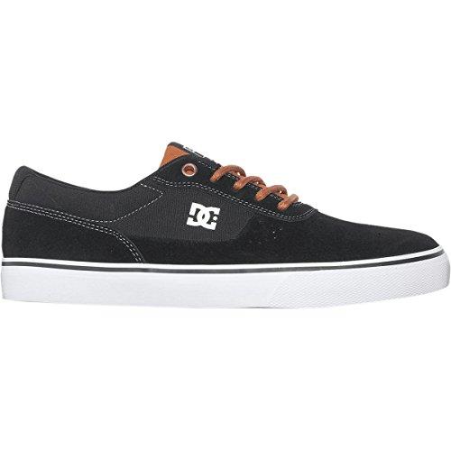 Dc Shoes Switch S Zapatillas De Caña Baja Black/Brown/Brown