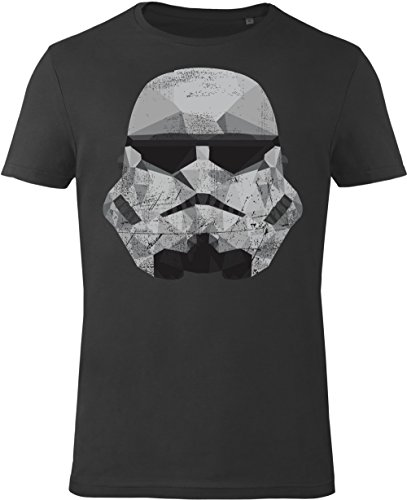 GOZOO Star Wars T-shirt Uomo Imperial Stormtrooper - Graphic 100% Cotone, Stampa di Alta Qualitá L