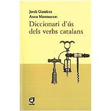 Diccionari d'ús dels verbs catalans.: Règim verbal i canvi i caiguda de preposicions (Aula)