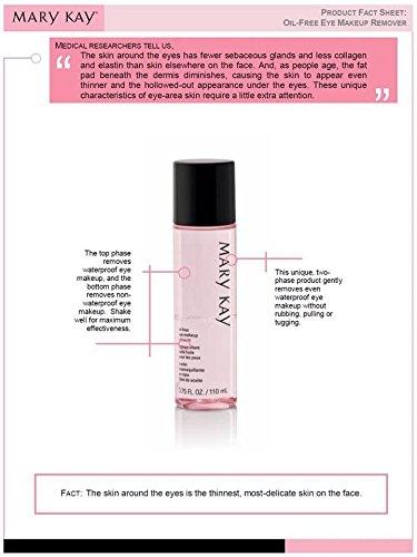 Mary Kay maquillaje libre de aceite Remover Nueva Embalaje