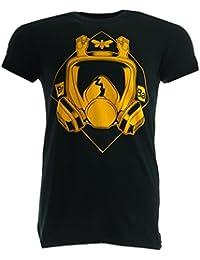 Breaking Bad Mask T-shirt Noir Officiel Autorisé TV