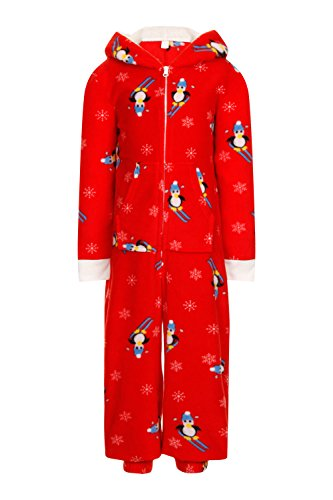 Loungeable Kids Fleece Chistmas Onesies or Robe - 41qIyKKBtjL - Loungeable Kids Fleece Chistmas Onesies or Robe