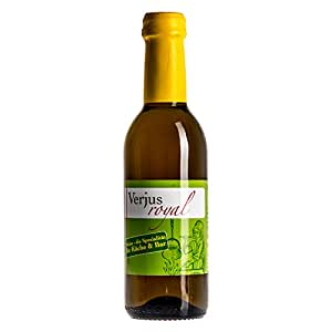 Verjus Royal (Agrest) - aus grünen Kaiserstühler Bio-Weintrauben