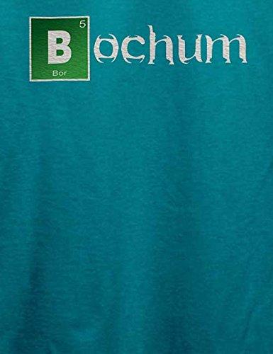 Bochum T-Shirt Türkis