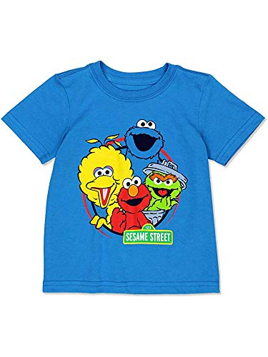Sesame Street Boy ELMO IN Head Phones T-Shirt 12M 12m Sesame Street