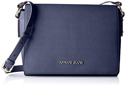 Armani Jeans 922578CC864 Damen Tornistertaschen 8x20x28 cm (B x H x T), Blau (NOTTE 02836)